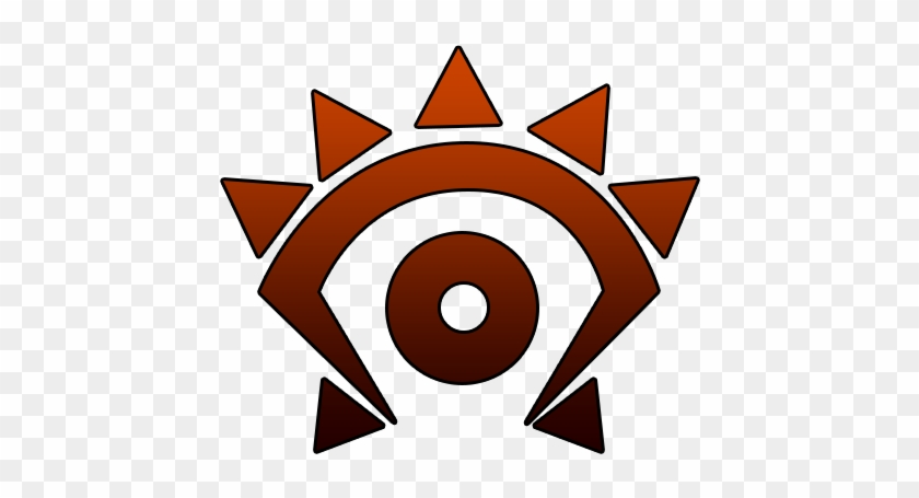 Succubus Eye Mark Fairy Tail Guild Tattoo Free Transparent Png