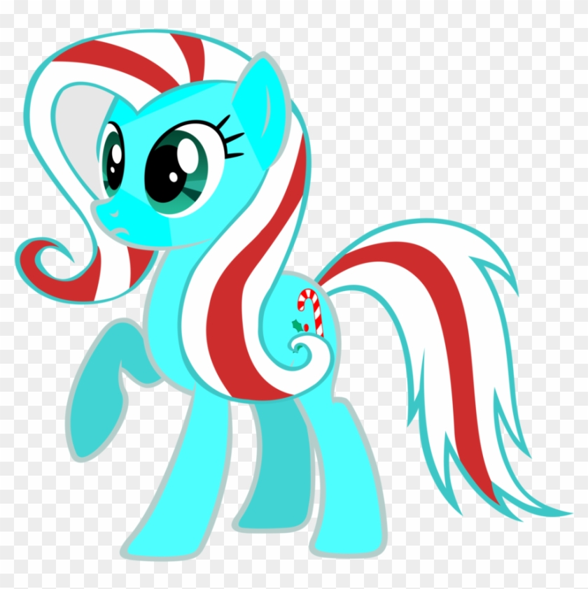 Candy Cane Vector By Tardisbrony - My Little Pony Candy Cane #427755