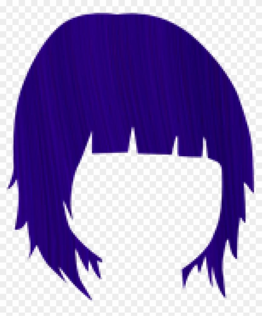 Crazy Clipart Purple Hair Crazy Color Semi Permanent Hair Color