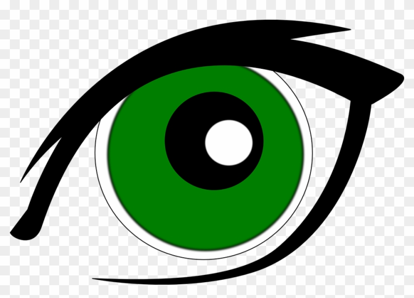 Frog Eyes Cliparts 11, Buy Clip Art - Green Eyes Clipart Png #428296