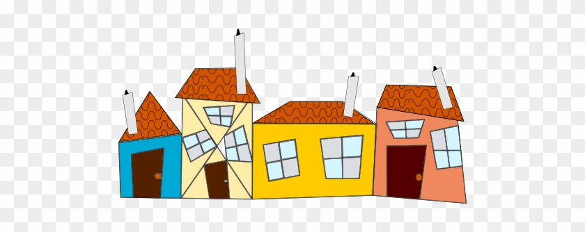 Crazy Houses Png Images 600 X - Social Studies 3rd Grade #428361