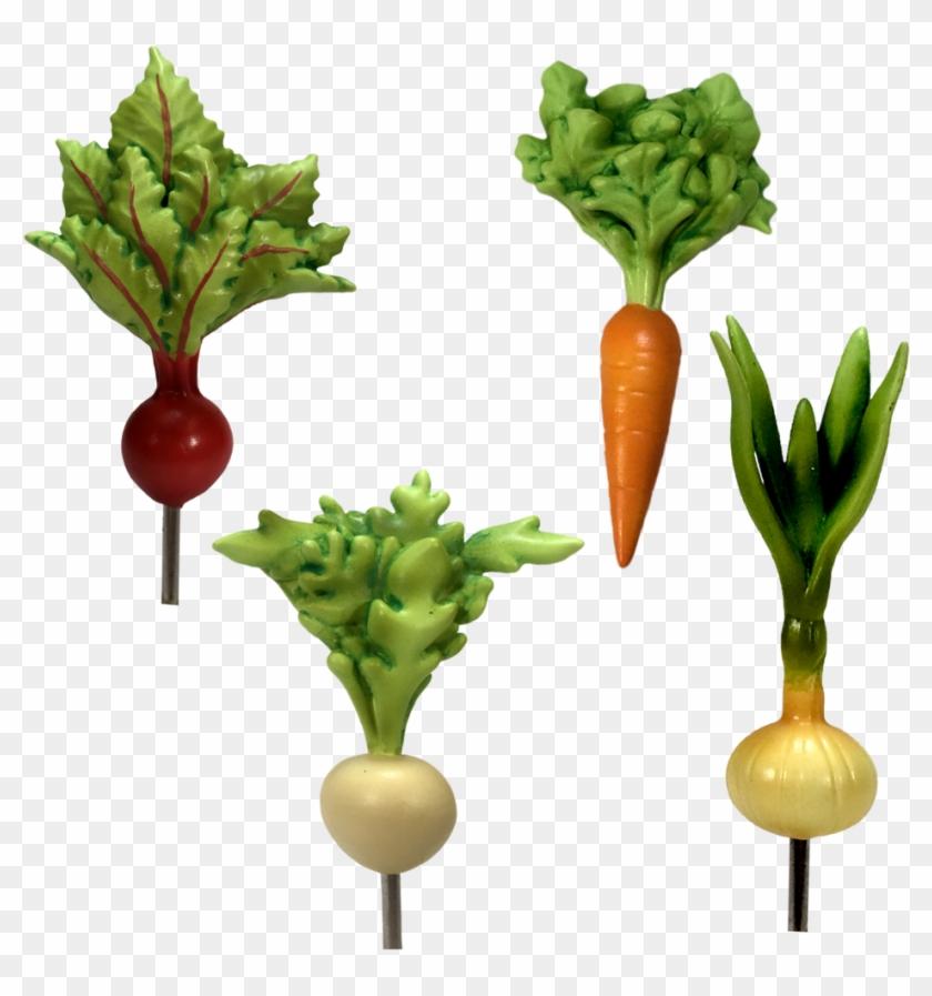 Fairy Garden Peter Rabbit Vegetables Set - Peter Rabbit Vegetables Png #429591