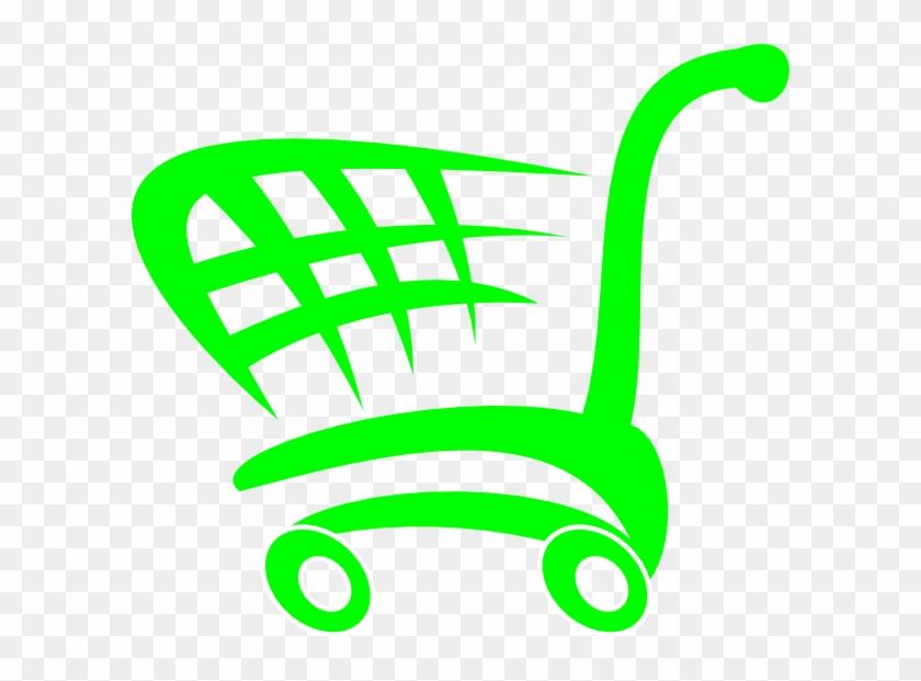 Shopping Cart Shower Curtain #429676