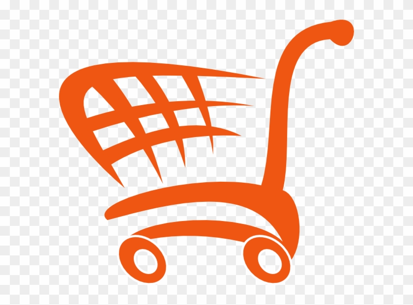Shopping Cart Shower Curtain #429739