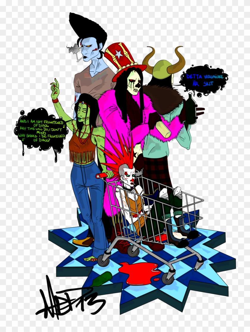 Shopping By Alvrexadpot - Lollipop Chainsaw Lewis Legend