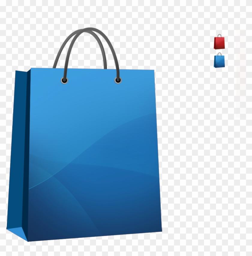 Shopping Bag Clip Art - Shopping Bag Hd #429960