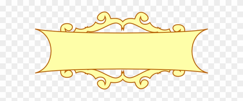 photograph relating to Printable Scroll named Gold Scroll Clipart - Printable My Small Pony Card Recreation