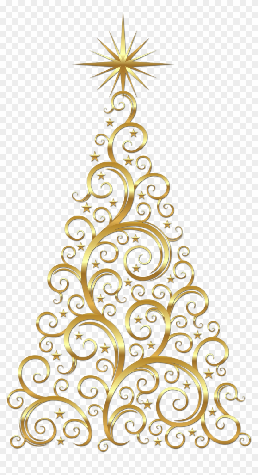 Free Snowy Christmas Tree Clipart - Christmas Tree Canvas Sign #430757