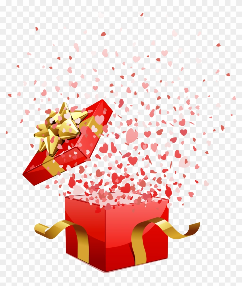 Christmas Gift Valentine S Day Stock Photography Gift Vector Free Download Free Transparent Png Clipart Images Download
