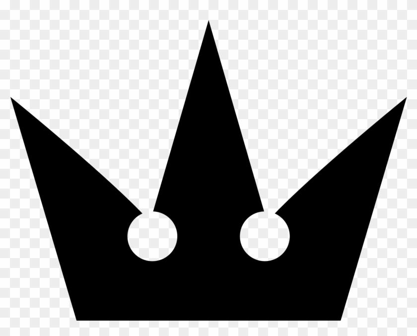 Symbol - Kingdom Hearts Crown Symbol #431163