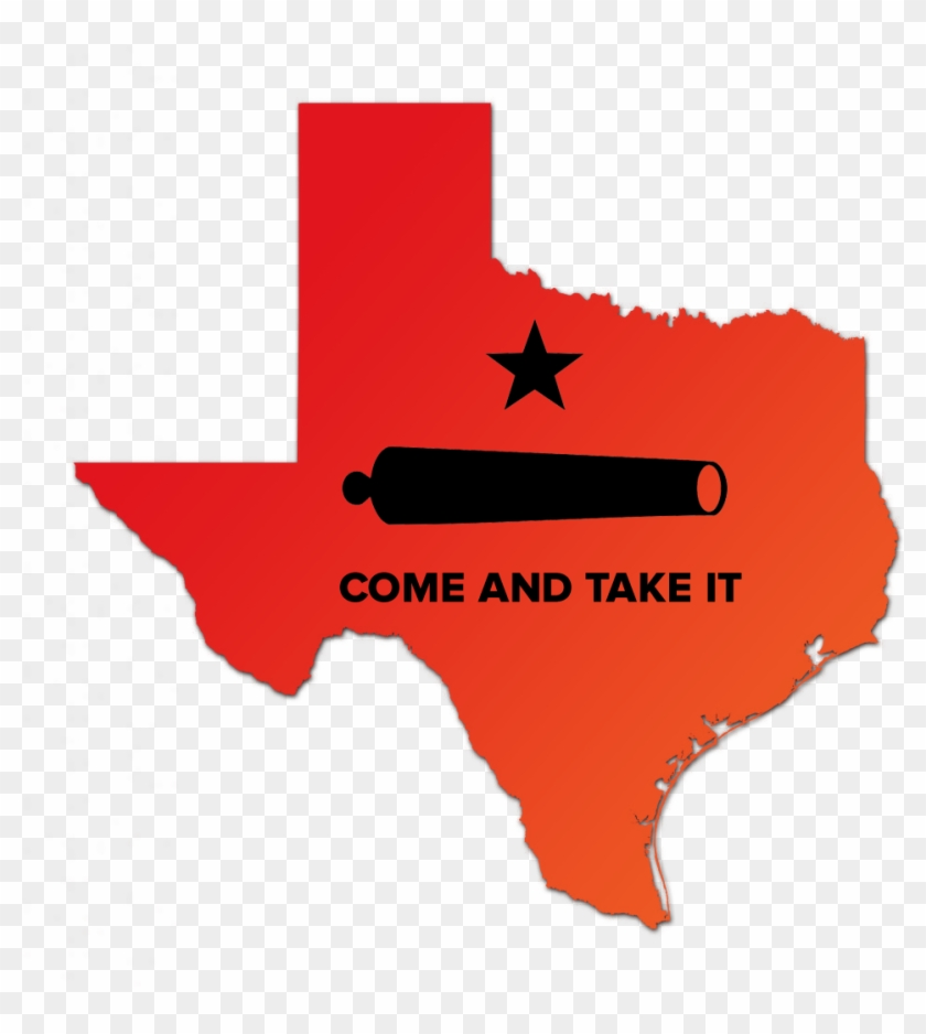 Keep Texas Red - Come And Take It Flag #431511