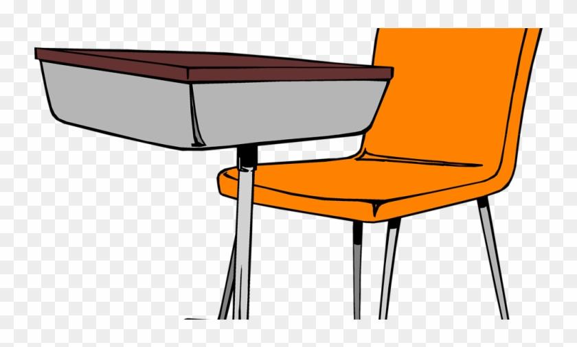 958 X 692 - Student Desk Clipart #431825