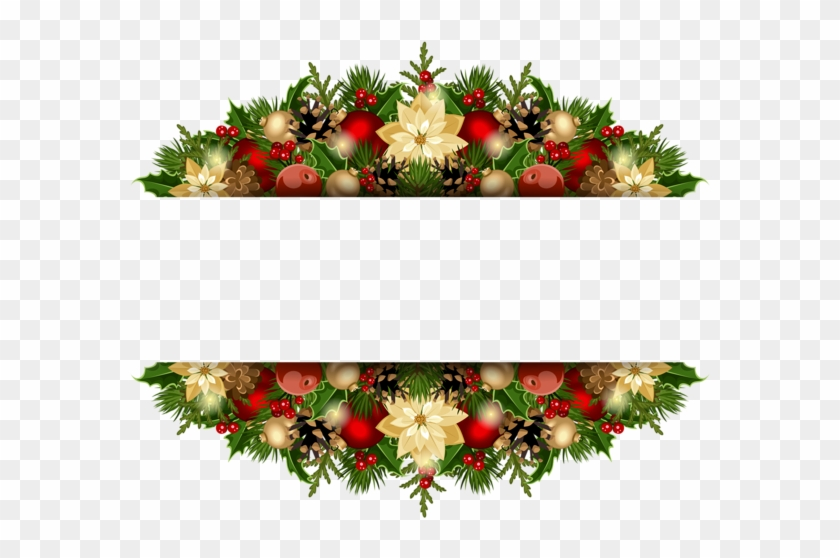 Christmas Clipart Transparent Background.Christmas Clipart Borders Png Christmas Background Vector