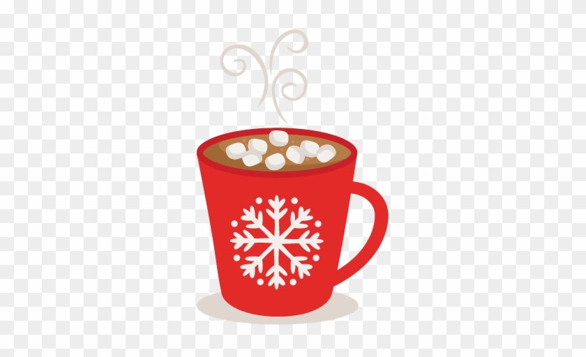 Hot Cocoa Svg Scrapbook Cut File Cute Clipart Files Christmas Coffee Clip Art Free Transparent Png Clipart Images Download