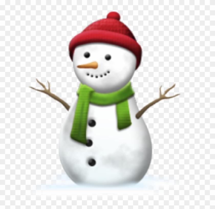 Christmas Card Snowman Clip Art - Christmas Snowman #432713