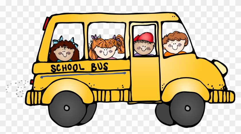 Bus Melonheadz Bus Clipart - Going On Field Trip #432749