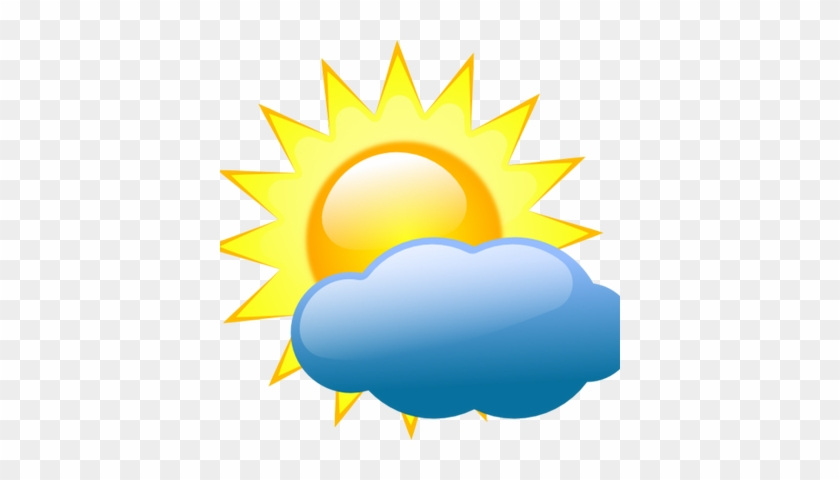 Herts Weather On Twitter Wednesday A Dry Day With Sunny - Mix Of Sun And Cloud #433590