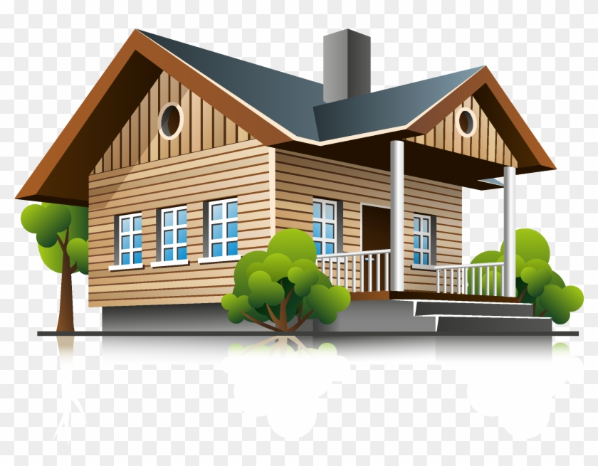 3d House Png Images Vector Eps Free Download Logo Icons 3d House