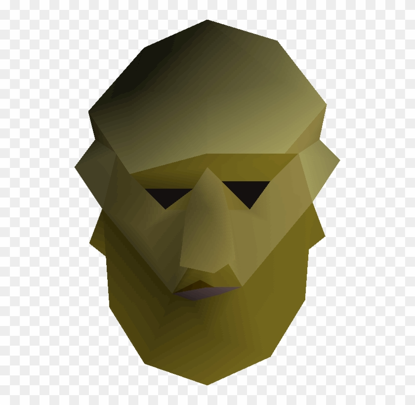Ensouled Giant Head Detail - Old School Runescape #433894