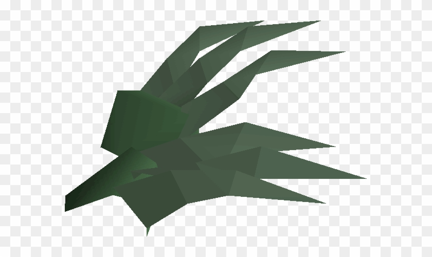 Adamant Claws Detail - Old School Runescape #434004
