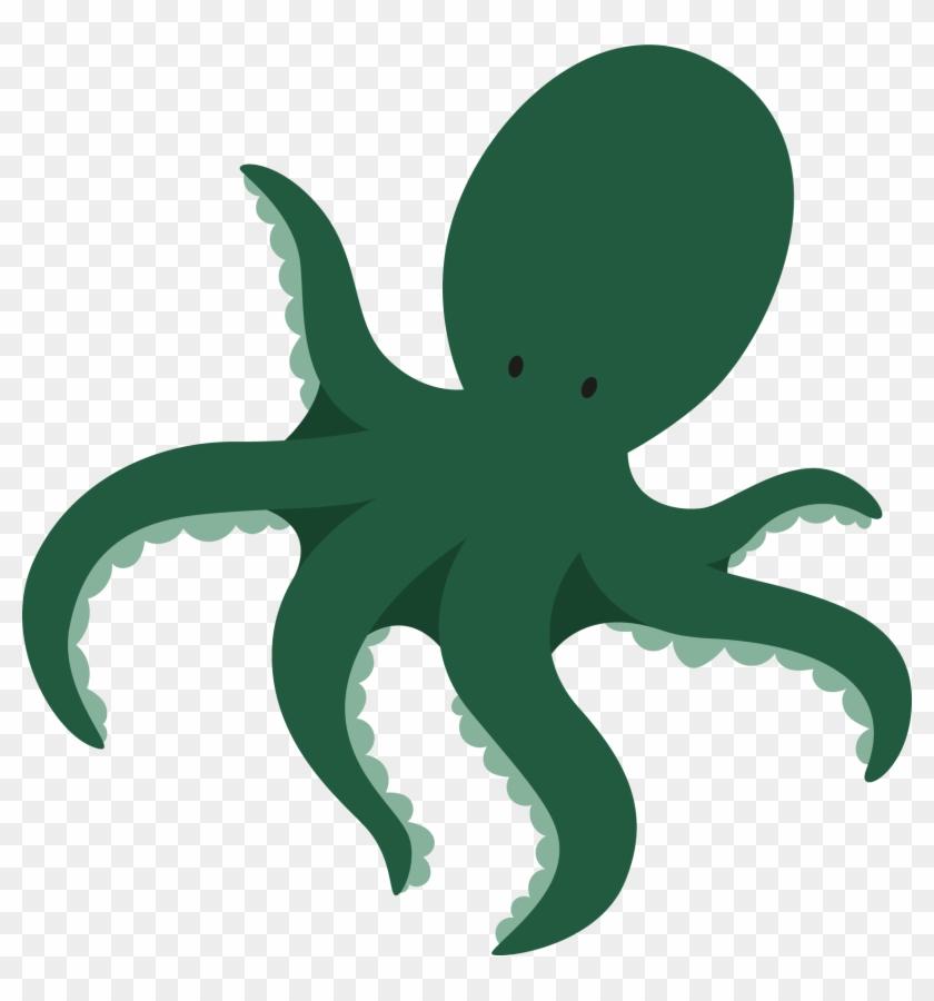 Octopus Clip Art