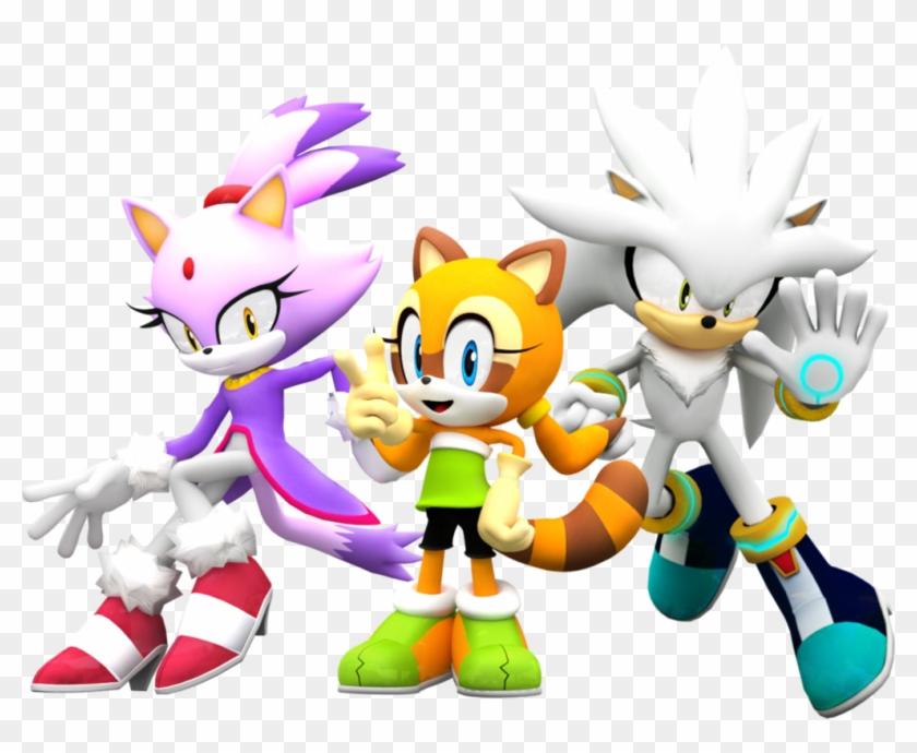 Team Sol By Nibrocrock On Deviantart - Sonic The Hedgehog Team Silver #434727