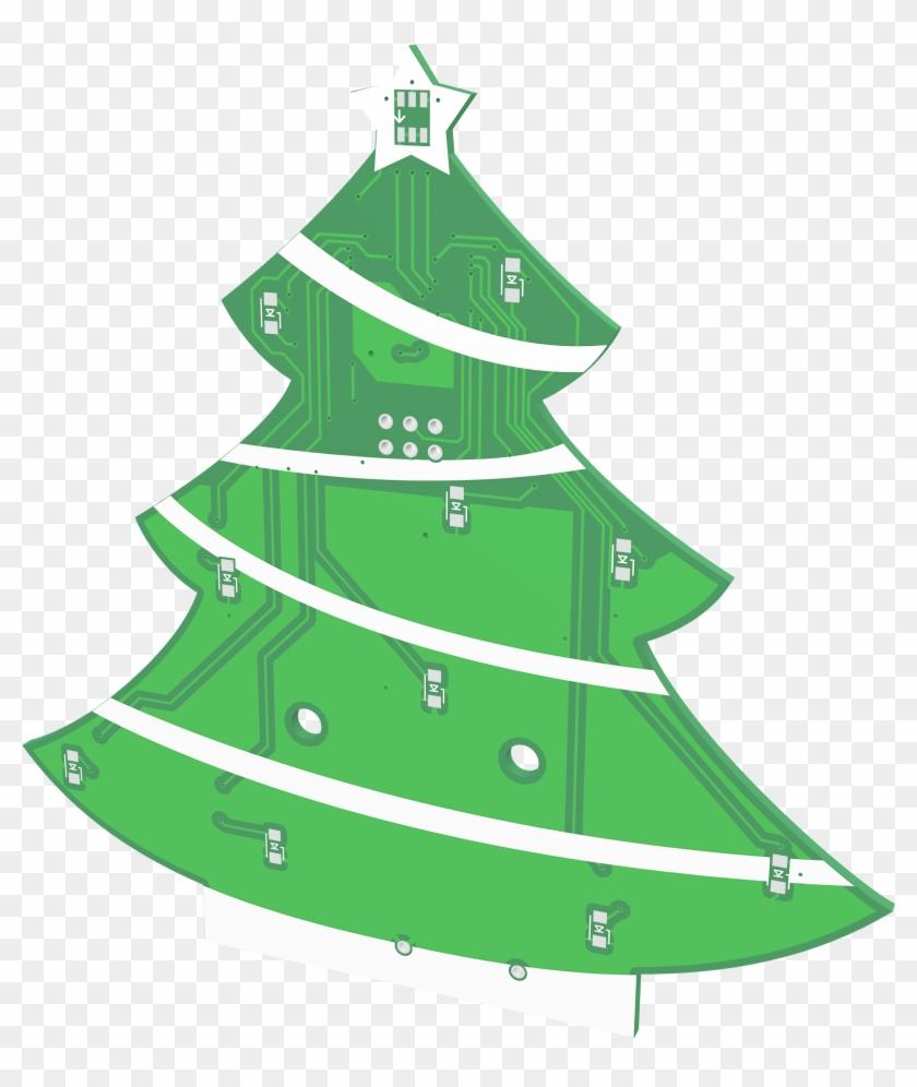 2 Bill Of Materials - Christmas Tree #434953