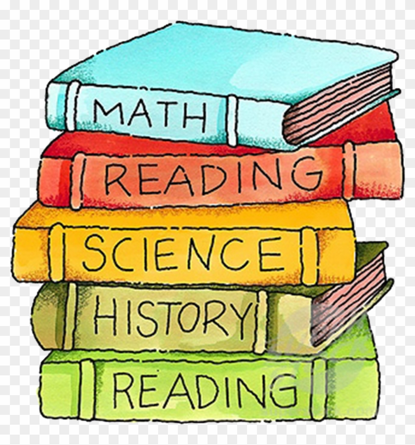 School Book Clip Art #435087