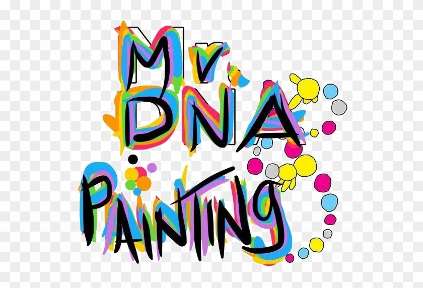 Dna Painting Logo - Mr. Dna Painting Llc #435214