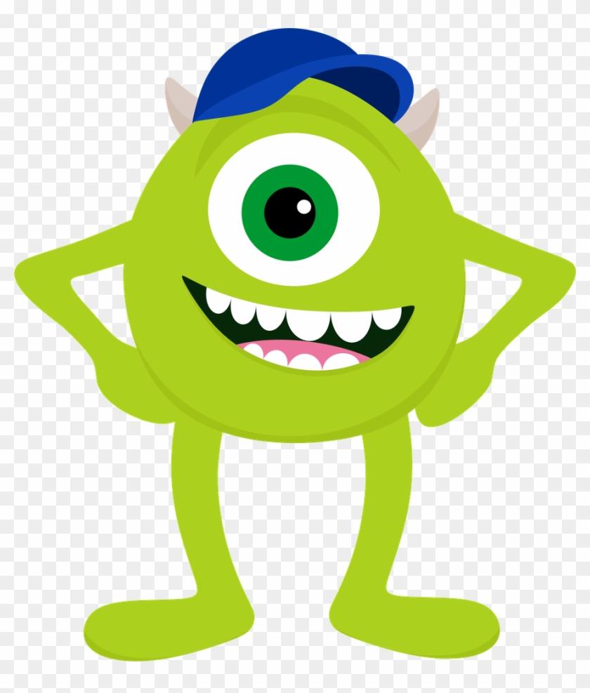 Say Hello - Minus Say Hello Monster Inc University #435558
