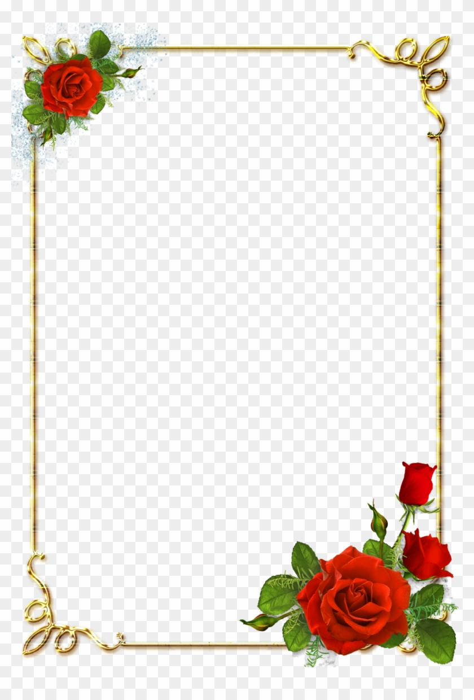 10 - Rose Border Design #436051