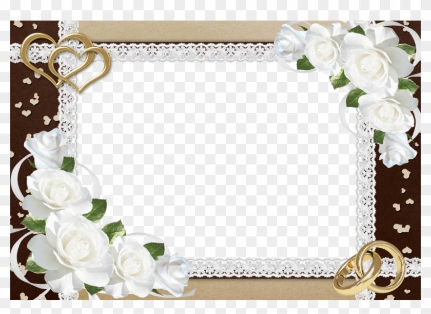 Wedding Invitation Border Designs Png Wedding Photo Frame Png