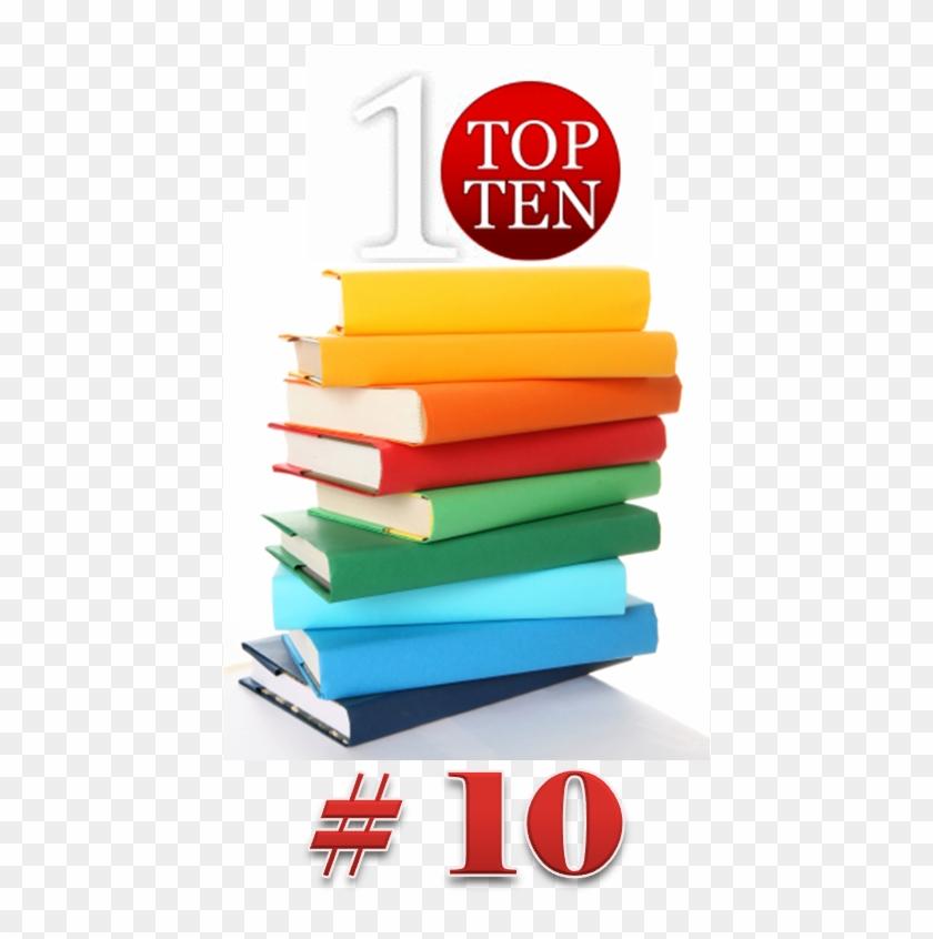 Top Ten - Stack Of Books #436338