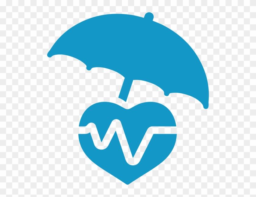 Accepted Health Care Coverage - Heart Insurance Icon Png #436999