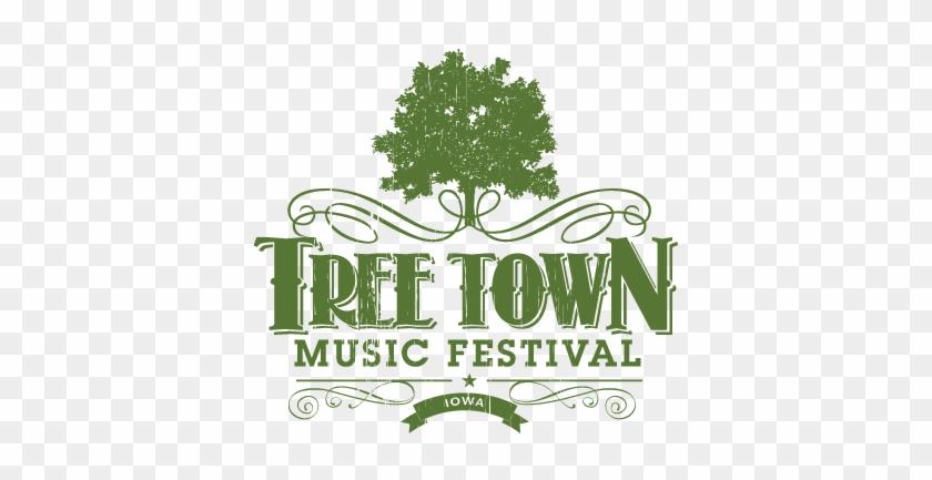 Tree Town Music Festival Logo Tree Town Music Festival - Tree Town Music Festival 2018 #437834