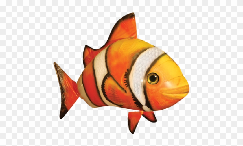 Air Swimmer - Clownfish - Air Swimmer Remote Control Flying Fish #438349