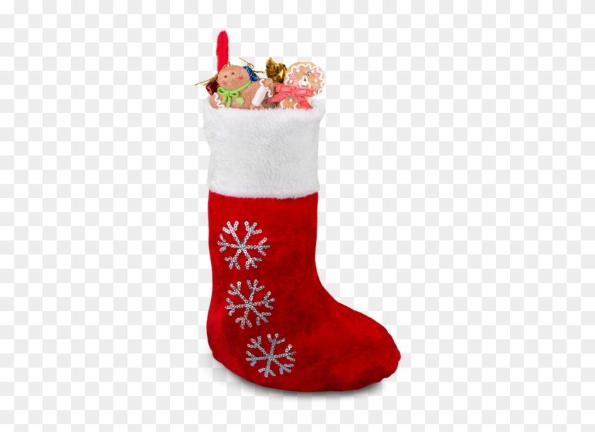 Christmas Stocking - Stock Photography #439149