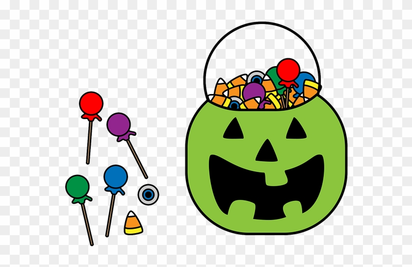Tags - - Halloween Candy Illustration Tansparent #439548
