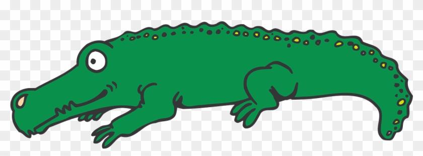 Alligator Eyes Crocodiles Clip Art - Alligator Eyes Crocodiles Clip Art #439875