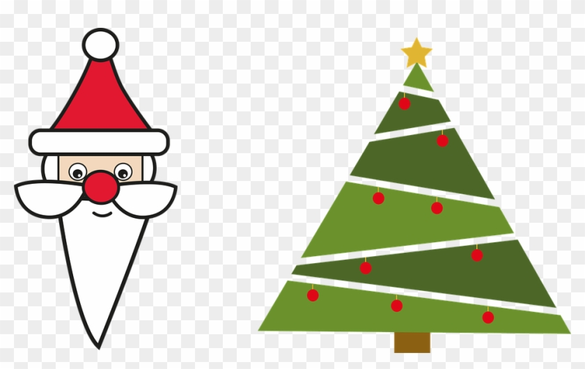 christmas eve clipart 21 buy clip art triangle christmas tree clipart - Christmas Eve Clipart