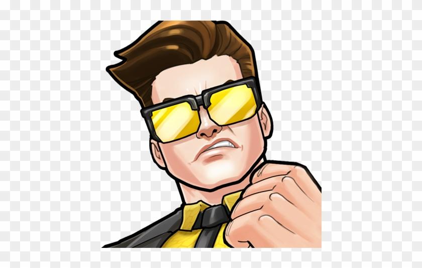 Yellowjacket Rank 1 - Marvel Avengers Academy Yellow Jacket #440298