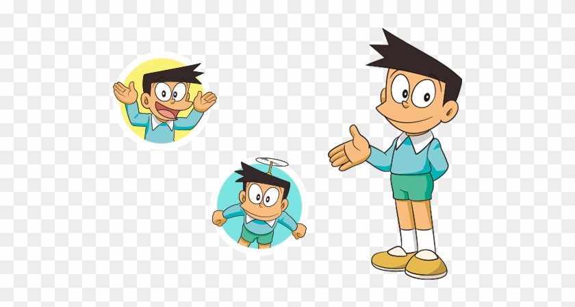 Suneo Doraemon Character Png Hd Free Transparent Png Clipart