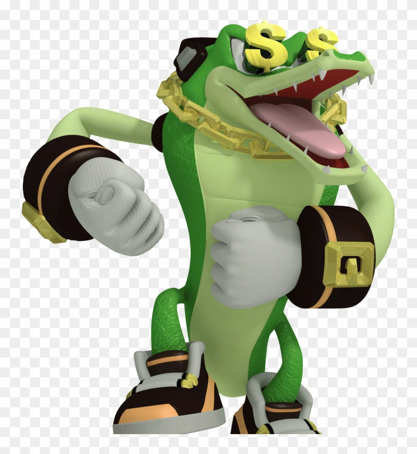 Posted Image - Vector The Crocodile Sonic Boom #440420