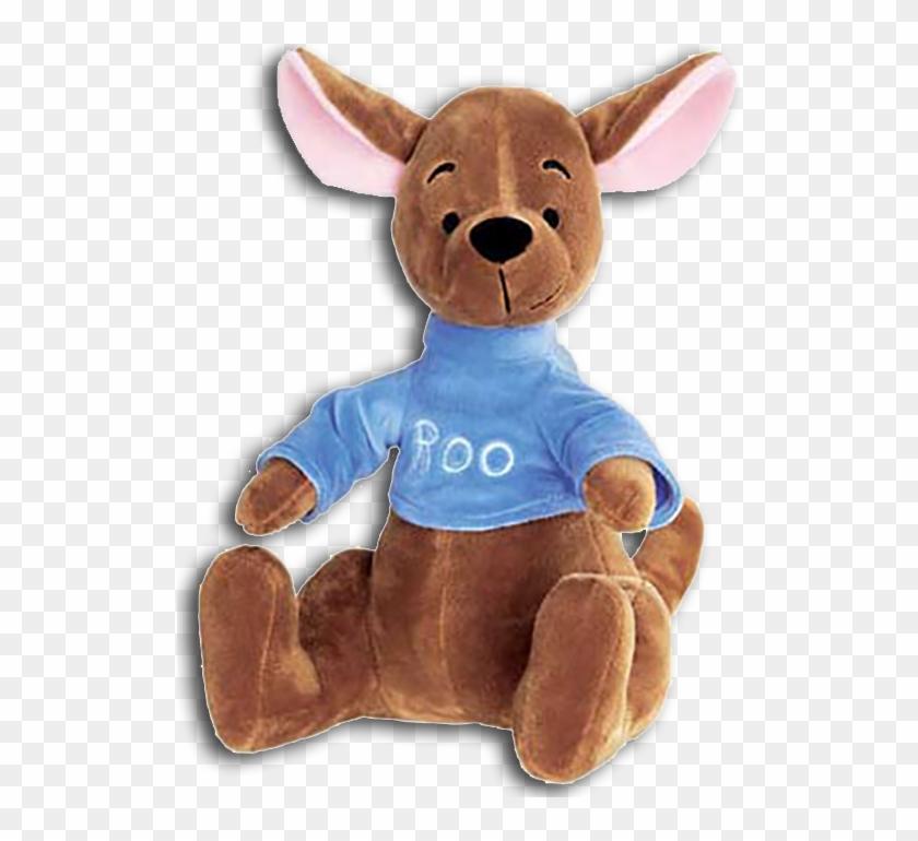 Winnie The Pooh Roo Plush Toy Disney Store Stuffed Winnie The Pooh