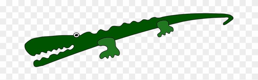 Alligator, Crocodile, Reptile, Animal - Crocodile #440538