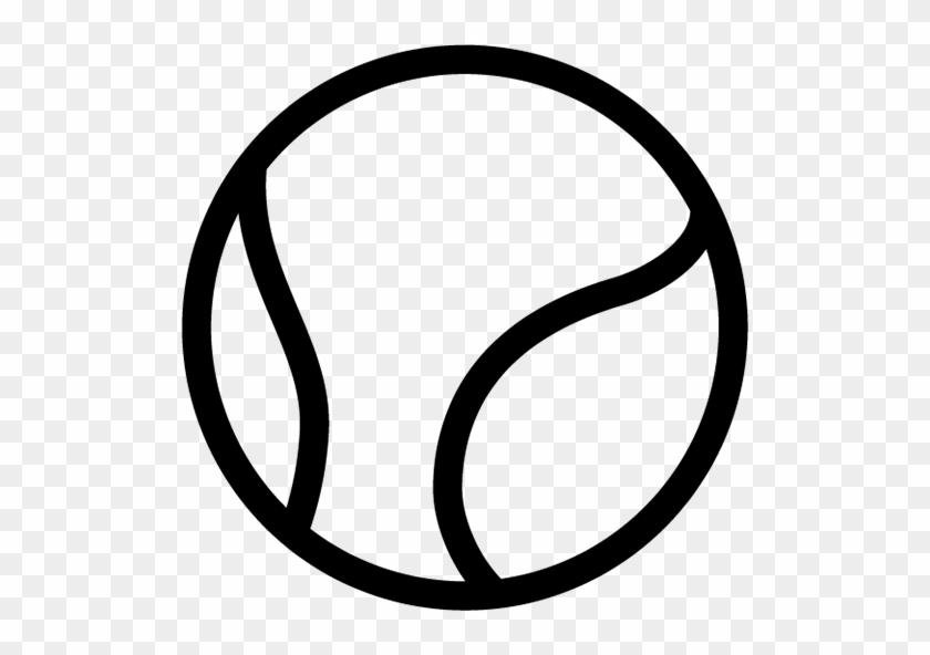 Dodgeball Kickball United Sportsplex - Tennis Ball Outline Png #440591