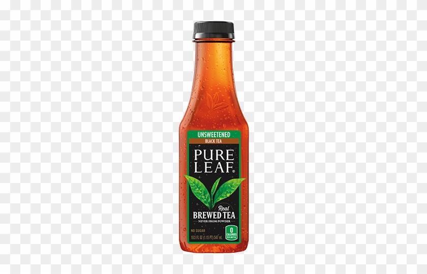 Unsweetened Black Tea - Pure Leaf Iced Tea Lemon #440967