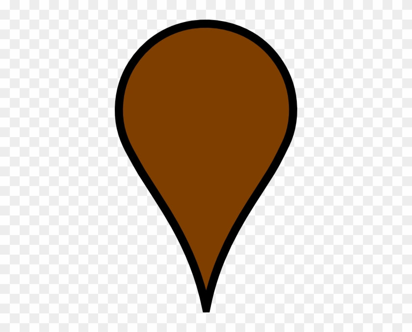 google map icon brown free transparent png clipart images download