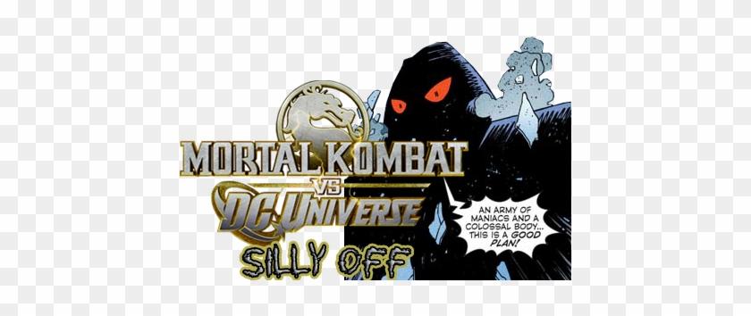 The Rules Are Simple - Mortal Kombat Vs Dc Universe #442353