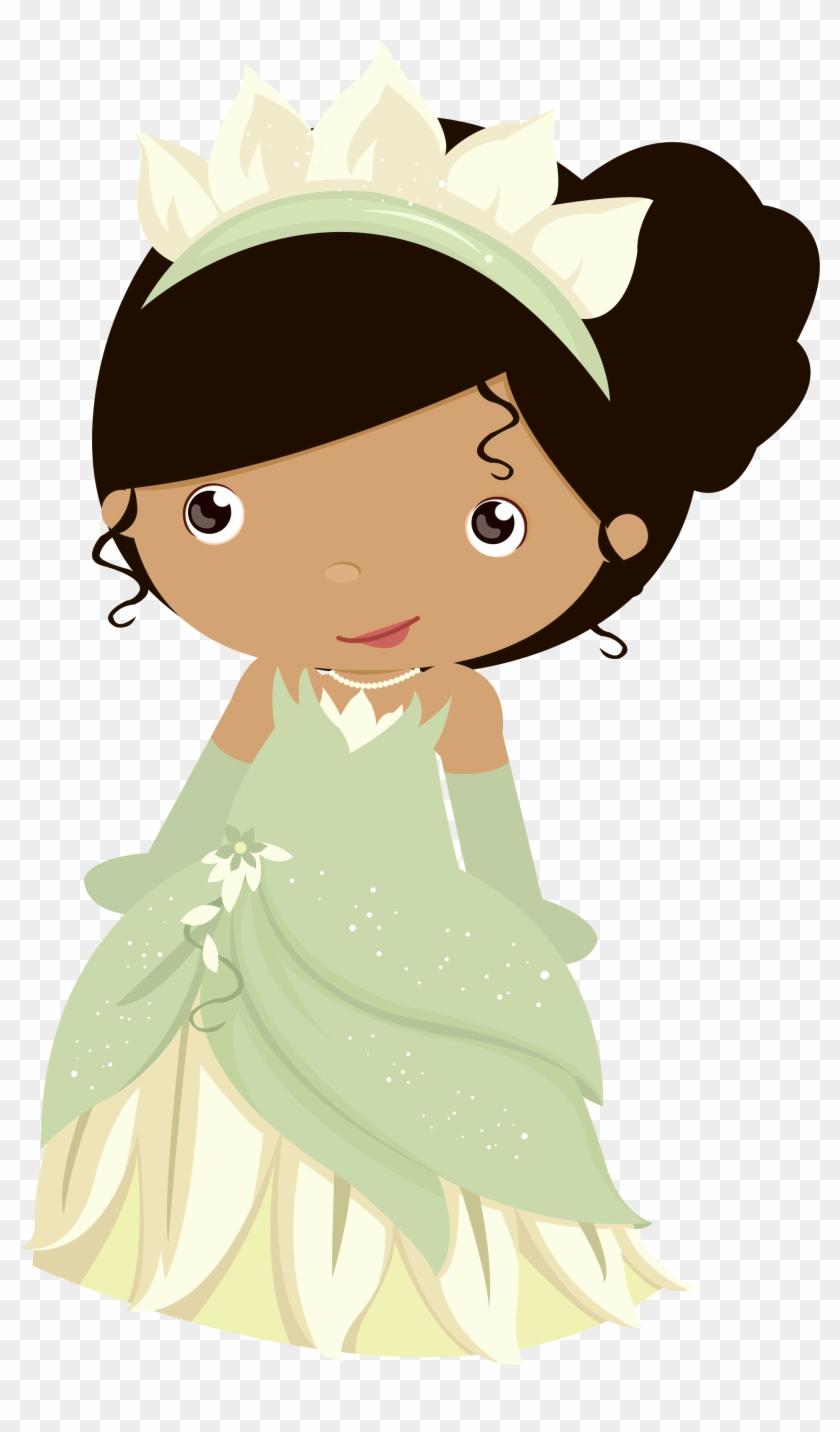 A Princesa E O Sapo - Princesa E O Sapo Bebê #442606